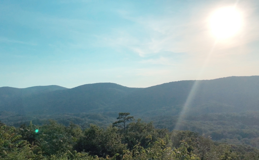 Yeeha for Cheaha: A Guide to One of Alabama's Most Beautiful StateParks