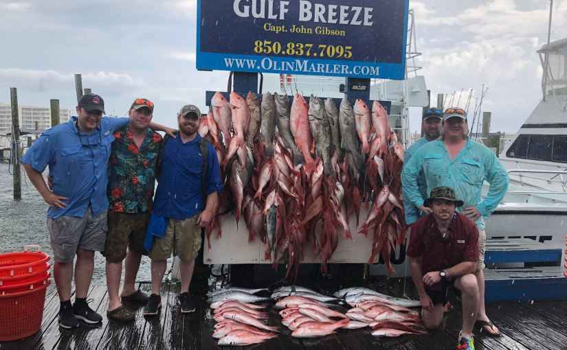 Bucket List Trip: Gulf Red Snapper